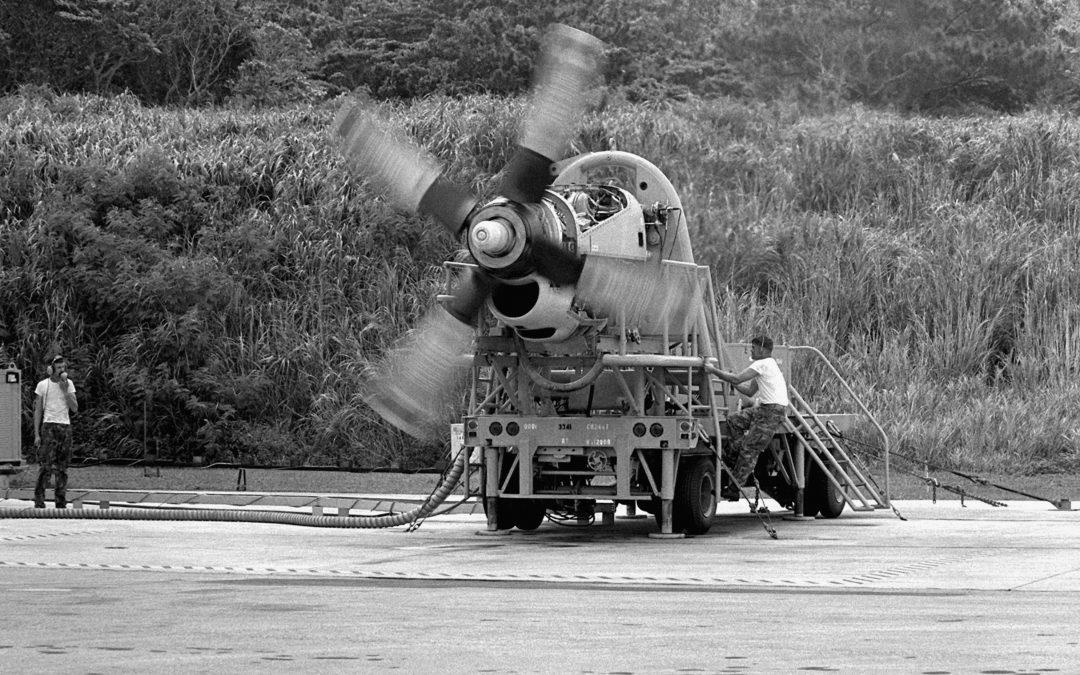 3D Printed Light Aircraft Engine