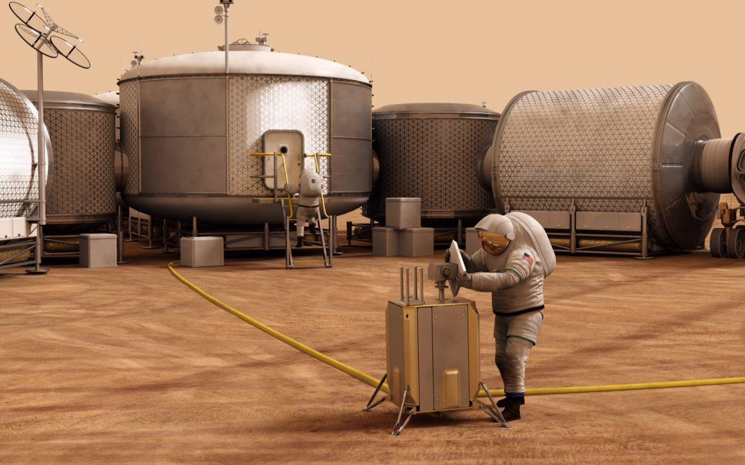 3D Printing A Terran Mars Habitat For NASA